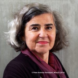 Barbara Honigmann, 2014