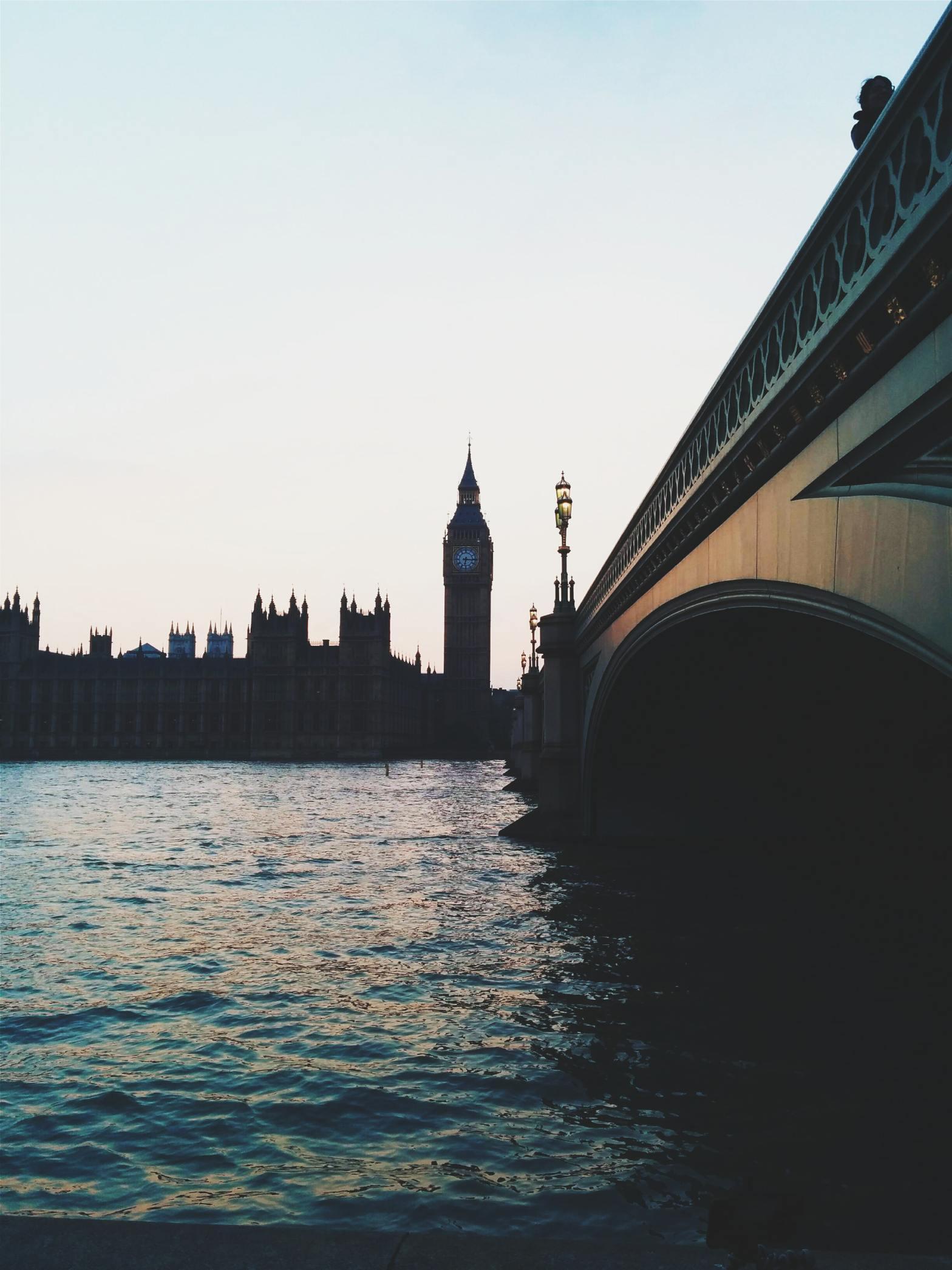 London; Thames; River